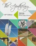 2016 Apothecary by Southwestern Oklahoma State University
