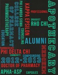 2013 Apothecary by Southwestern Oklahoma State University