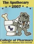 2007 Apothecary by Southwestern Oklahoma State University