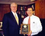 01-04-2005 Alumni Association Presents Service Awards 1/3 by Southwestern Oklahoma State University