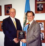 01-04-2005 Alumni Association Presents Service Awards 2/3 by Southwestern Oklahoma State University