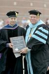 05-10-2005 Keszler Inducted Into SWOSU Distinguished Alumni Hall of Fame by Southwestern Oklahoma State University