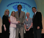 05-23-2005 SWOSU's APhA-ASP Chapter Wins National Award for Diabetes Project by Southwestern Oklahoma State University