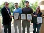 07-18-2005 SWOSU Web Office Wins Awards from OCPRA by Southwestern Oklahoma State University