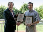 07-18-2005 SWOSU's SID Wins Awards from OCPRA by Southwestern Oklahoma State University