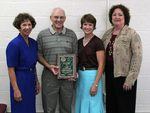 07-22-2005 SWOSU's Wolgamott Honored by OU College of Allied Health by Southwestern Oklahoma State University