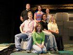 10-03-2005 SWOSU Cast Members of The Women of Lockerbie by Southwestern Oklahoma State University