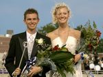 09-27-2005 Dumas and Muller Named HC King and Queen by Southwestern Oklahoma State University