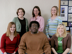 02-08-2006 Social Work Association Officers by Southwestern Oklahoma State University