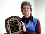 04-05-2006 Stutzman Wins OAVCC Award by Southwestern Oklahoma State University