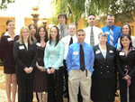 04-07-2006 SWOSU at Sayre Students Win at PBL State Meeting by Southwestern Oklahoma State University