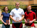 04-24-2006 Students Win Top Honors at PBL Conference by Southwestern Oklahoma State University