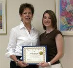 05-16-2006 SWOSU Psychology Program Honors Outstanding Students 4/5 by Southwestern Oklahoma State University