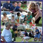 08-23-2006 Scenes from University Picnic by Southwestern Oklahoma State University