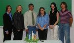 09-26-2006 SWOSU Sayre Installs PBL Officers 2/2 by Southwestern Oklahoma State University