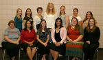 10-12-2006 Music Therapy Student Association Officers & Members by Southwestern Oklahoma State University