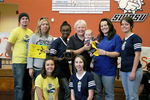 11-01-2006 CAB Chili Cook-Off Raises Money for Cystic Fibrosis Foundation by Southwestern Oklahoma State University
