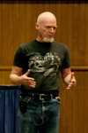 11-08-2006 Dances With Wolves Author Speaks at SWOSU by Southwestern Oklahoma State University