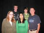 11-09-2006 Students Win Scholarships at SWOSU Saturday by Southwestern Oklahoma State University