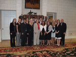 11-20-2006 SWOSU PLC Attends Function at Governor's Mansion 2/3 by Southwestern Oklahoma State University