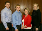 12-15-2006 SWOSU Students Selected for Who's Who 1/34 by Southwestern Oklahoma State University