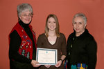 12-18-2006 McCarter Wins Weatherford AAUW Scholarship by Southwestern Oklahoma State University