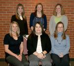 02-02-2007 SWOSU Kappa Delta Pi Officers by Southwestern Oklahoma State University
