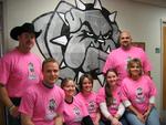 02-14-2007 Tough Enough to Wear Pink at SWOSU by Southwestern Oklahoma State University