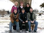 02-16-2007 SWOSU Campus Crusade Officers by Southwestern Oklahoma State University