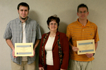 02-26-2007 Maloy, Montgomery Receive SWOSU NASA Space Grant Scholarships by Southwestern Oklahoma State University
