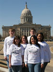 03-07-2007 TRiO Activities Held at State Capitol by Southwestern Oklahoma State University