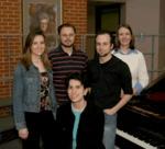 03-08-2007 SWOSU Music Teachers Association Officers by Southwestern Oklahoma State University