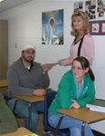 03-09-2007 Business Professionals Visit Macroeconomics Class at SWOSU-Sayre by Southwestern Oklahoma State University