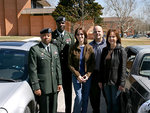 03-16-2007 SWOSU Student Surprised with Car by Southwestern Oklahoma State University