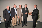 04-27-2007 SWOSU & WestOak Industries Honored by State Regents by Southwestern Oklahoma State University