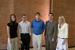 05-02-2007 Business & Technology Students Win Awards at SWOSU 6/19 by Southwestern Oklahoma State University