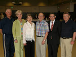 05-03-2007 SWOSU Retiring Faculty Honored at Reception by Southwestern Oklahoma State University