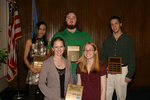 05-03-2007 Psychology Students at SWOSU Win Awards 1/3 by Southwestern Oklahoma State University