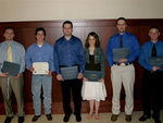 05-03-2007 SWOSU Biology Students Win Awards 4/4 by Southwestern Oklahoma State University