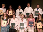 05-04-2007 SWOSU Pharmacy Students Win Awards 27/27 by Southwestern Oklahoma State University