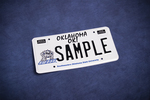 06-08-2007 New SWOSU License Plate Now Available by Southwestern Oklahoma State University