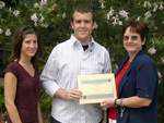 06-19-2007 SWOSU Students Receive NASA Space Grant Scholarships 1/2 by Southwestern Oklahoma State University