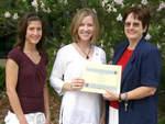 06-19-2007 SWOSU Students Receive NASA Space Grant Scholarships 2/2 by Southwestern Oklahoma State University