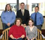 11-09-2007 SWOSU Honors Employees 7/9 by Southwestern Oklahoma State University