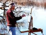 03-11-2008 SWOSU Art Chair Wins Award at Goddard Show by Southwestern Oklahoma State University
