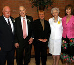 03-28-2008 Aspedon Wins Bernhardt Academic Excellence Award at SWOSU 2/2 by Southwestern Oklahoma State University