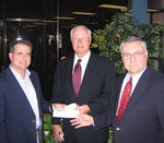 04-03-2008 SWOSU Receives Gift of over $437,000 for Scholarships by Southwestern Oklahoma State University