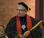 04-04-2008 Mann Inaugurated as First President of Cheyenne & Arapaho Tribal College 1/5 by Southwestern Oklahoma State University