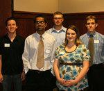 04-17-2008 SWOSU Physics Students Win Awards 2/2 by Southwestern Oklahoma State University