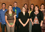 04-17-2008 SWOSU Kappa Delta Pi Inducts Students and Officers 2/5 by Southwestern Oklahoma State University